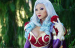 Heartseeker Ashe Portrait (Cosplay)