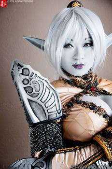 Lineage II - Dark Elf Profile