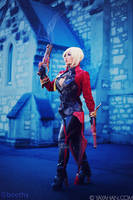 Hyperion Gunslinger - Aion III by yayacosplay