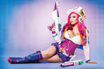 New Arcade Miss Fortune image! Also, Sale is live!