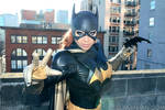 Batgirl Ready for Action