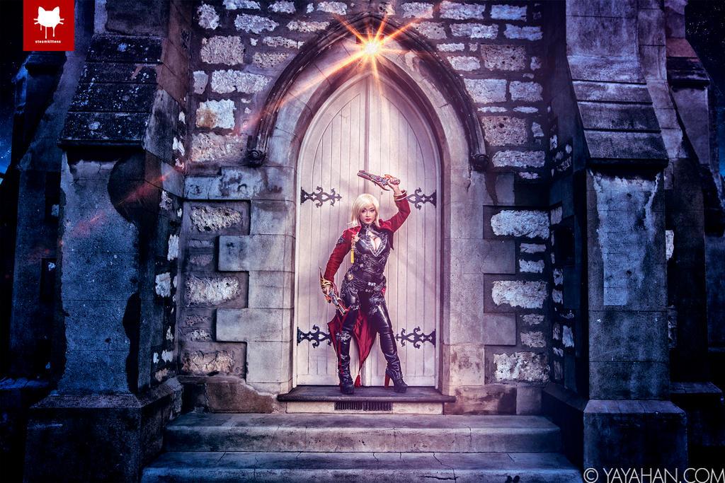 Hyperion Gunslinger - Aion IV by yayacosplay