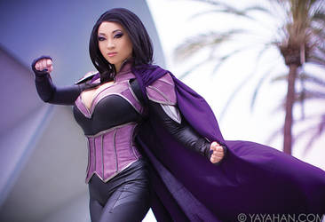 Superhero Yaya - Wonderous by yayacosplay