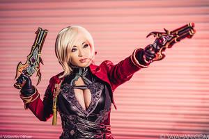 Hyperion Gunslinger - Ready for Battle by yayacosplay