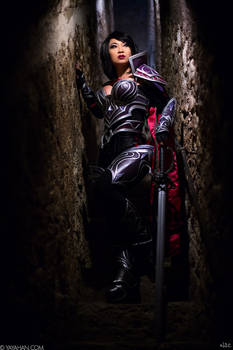 Fiora in the Shadows