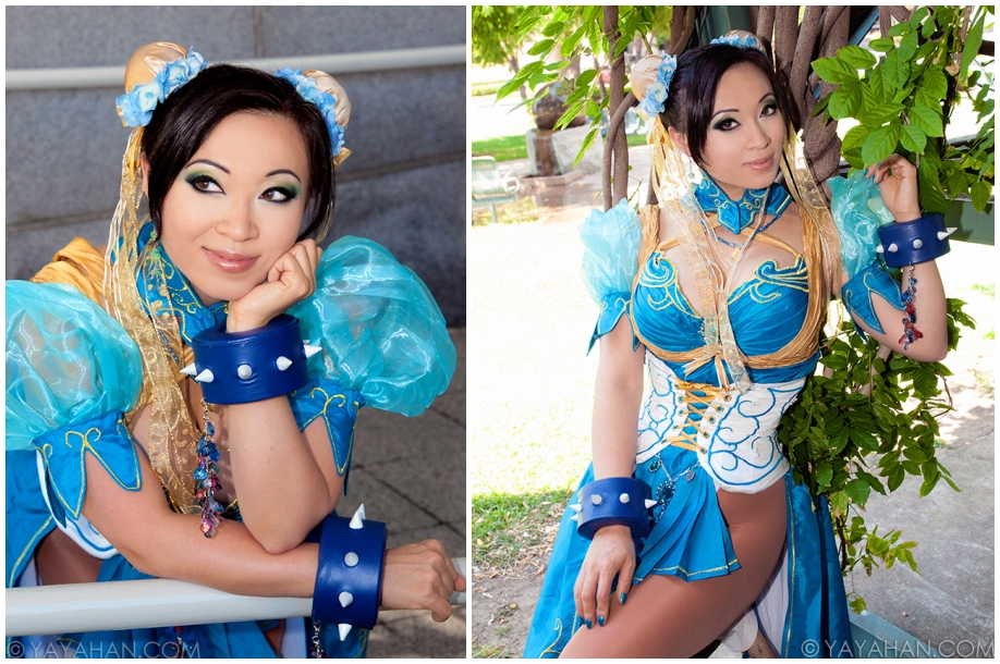 Chun Li | Pete Ortega by yayacosplay