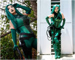 Madame Hydra - Mean in Green