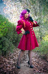 New Pattern - Yaya Han's Fit and Flare Coat