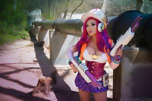 Arcade Miss Fortune: I Always Shoot First