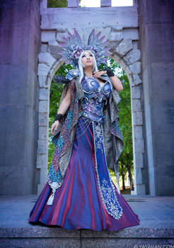 Empyrean Empress - Original costume design