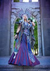 Empyrean Empress - Original costume design