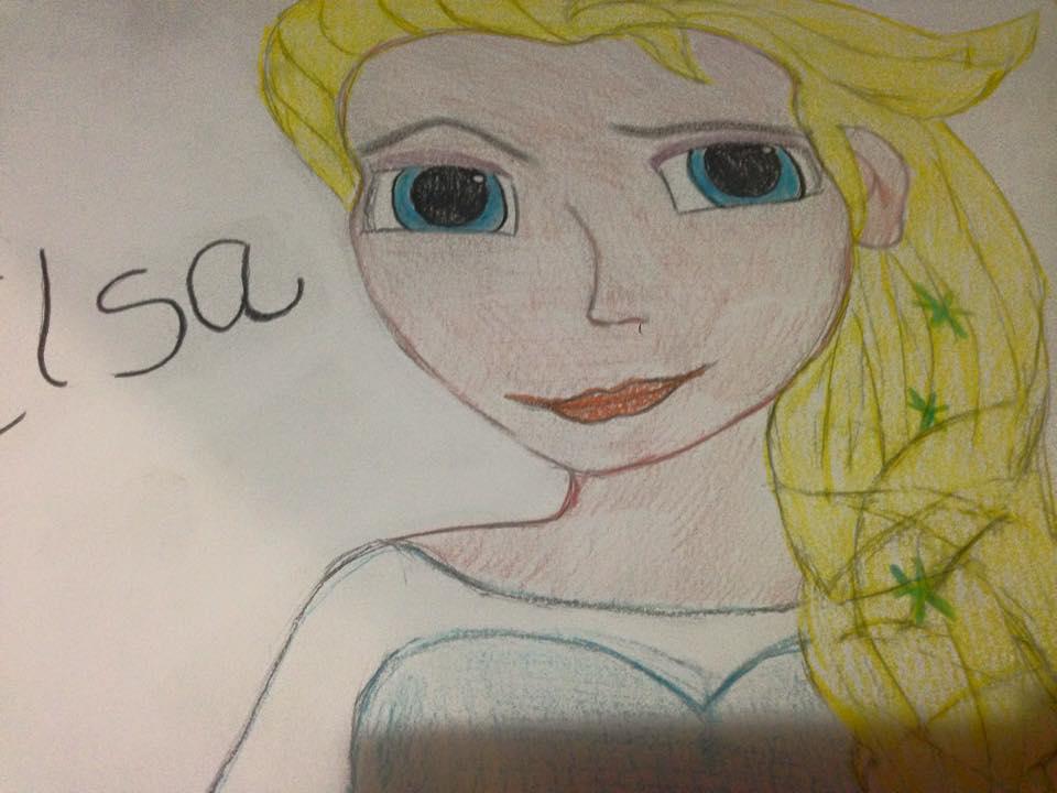 Elsa by Danny-The-Rabbit-htf