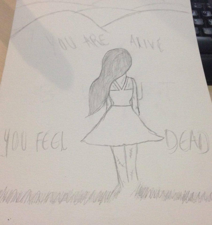 You Are Alive, You Feel Dead. by Danny-The-Rabbit-htf