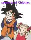 Edited Goten and Marron pic by jackiedg86