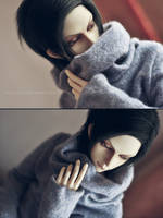 bjd: the cold will go away soon 2 by Chu-Momo