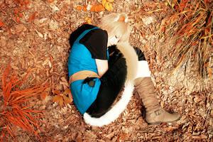 Lamento: sleeping cat