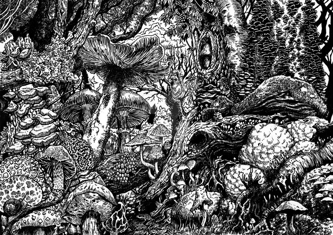 Fungal Fruits by artserge