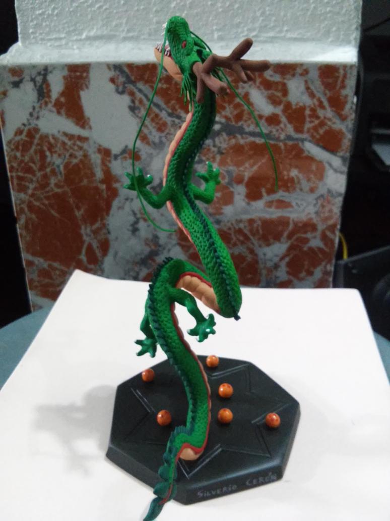 Shen Long by lastwarrior14
