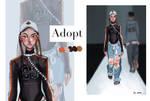 adopt girl! auction!!  by arkkkaa