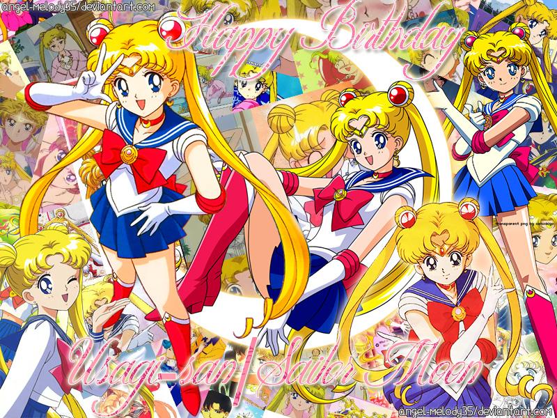 Happy Birthday, Usagi-san! by Angel-Melody35