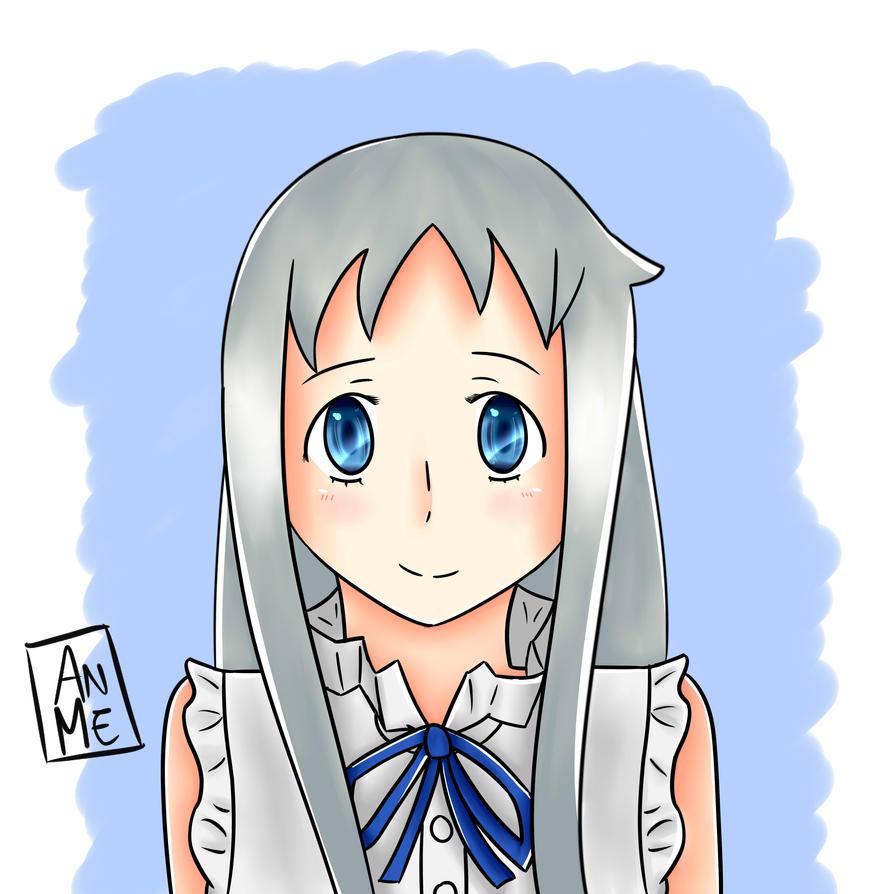 .: Menma :..: AnoHana :. by Angel-Melody35