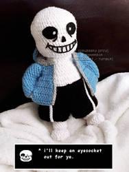 Undertale - Sans the Skeleton by lithharbor