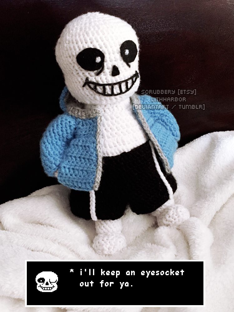 Undertale - Sans the Skeleton by lithharbor on DeviantArt