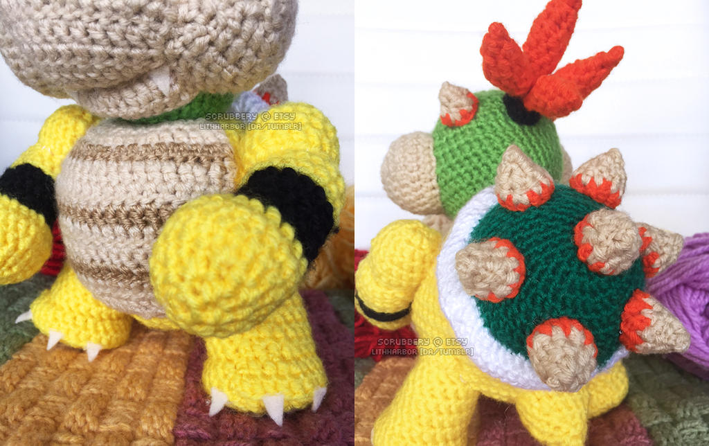 Yoshis woolly world baby bowser details by lithharbor on deviantart yoshis woolly world baby bowser details by lithharbor dt1010fo