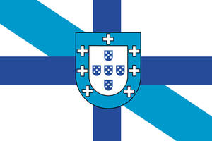 [Fictional] Flag of Portugalicia by vexilografia