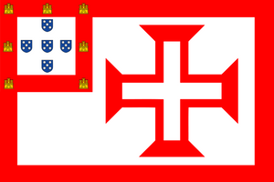 [OC] Imperial Flag of Portugal by vexilografia