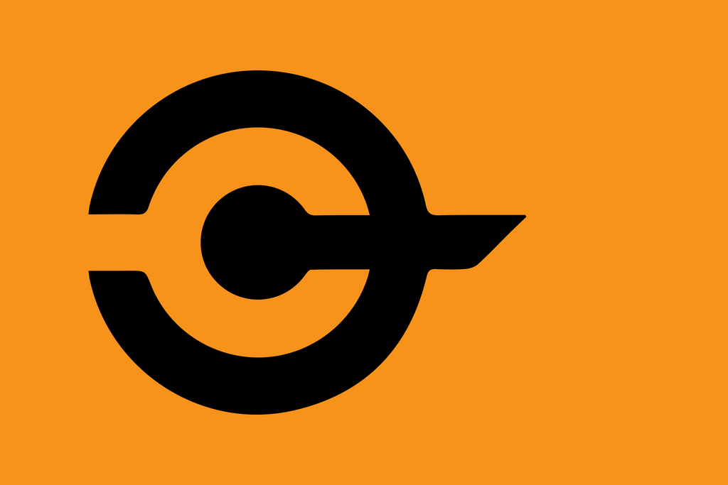 [OC] Cryptocurrency flag by vexilologia