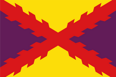 [Fictional] Spanish Republic Naval Ensign
