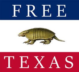 [Fictional] Free Texas Flag