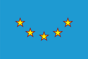[Fictional] Flag of the South European Alliance
