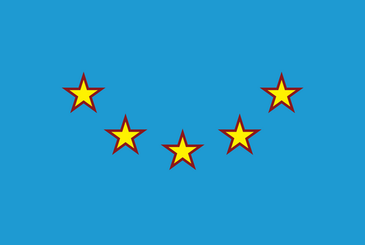 [Fictional] Flag of the South European Alliance
