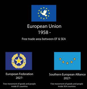 [Fictional] Alternate Europe Timeline 2027