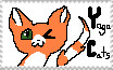 Ginger Stamp by YogaCats