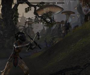 ESO- Argonian in Morrowind