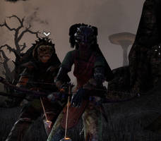 My Argonian- Elder Scrolls Online
