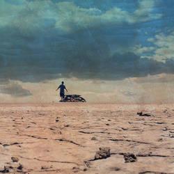 Dansing Desert by FredG