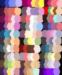 30 free color palettes
