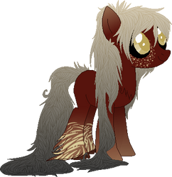 CLOSED AUCTION -  Pone Adopt by Scraftyy