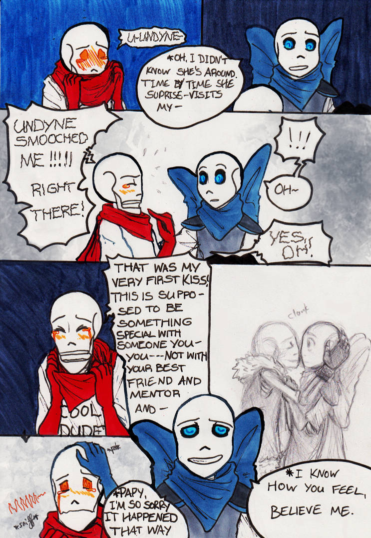 An Ideal Brother - Page 113 by VanGold on DeviantArt