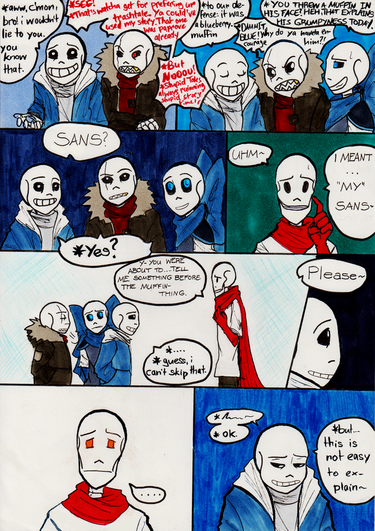 An Ideal Brother - Page 124 by VanGold on DeviantArt