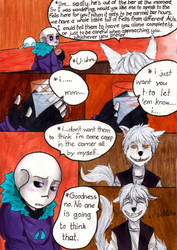 A Wolf and a Violet meet in a bar... (Part 2) by VanGold