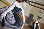 Black ballerina