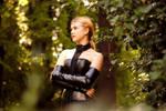 Padme- corset cosplay
