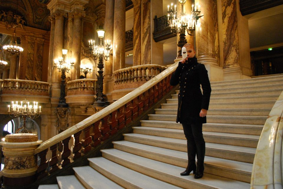 The Phantom int he Opera by GrimildeMalatesta
