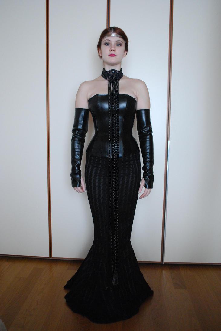 Padme Naberrie Amidala - P-7 costume by GrimildeMalatesta