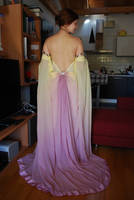Padme Lake gown preview by GrimildeMalatesta